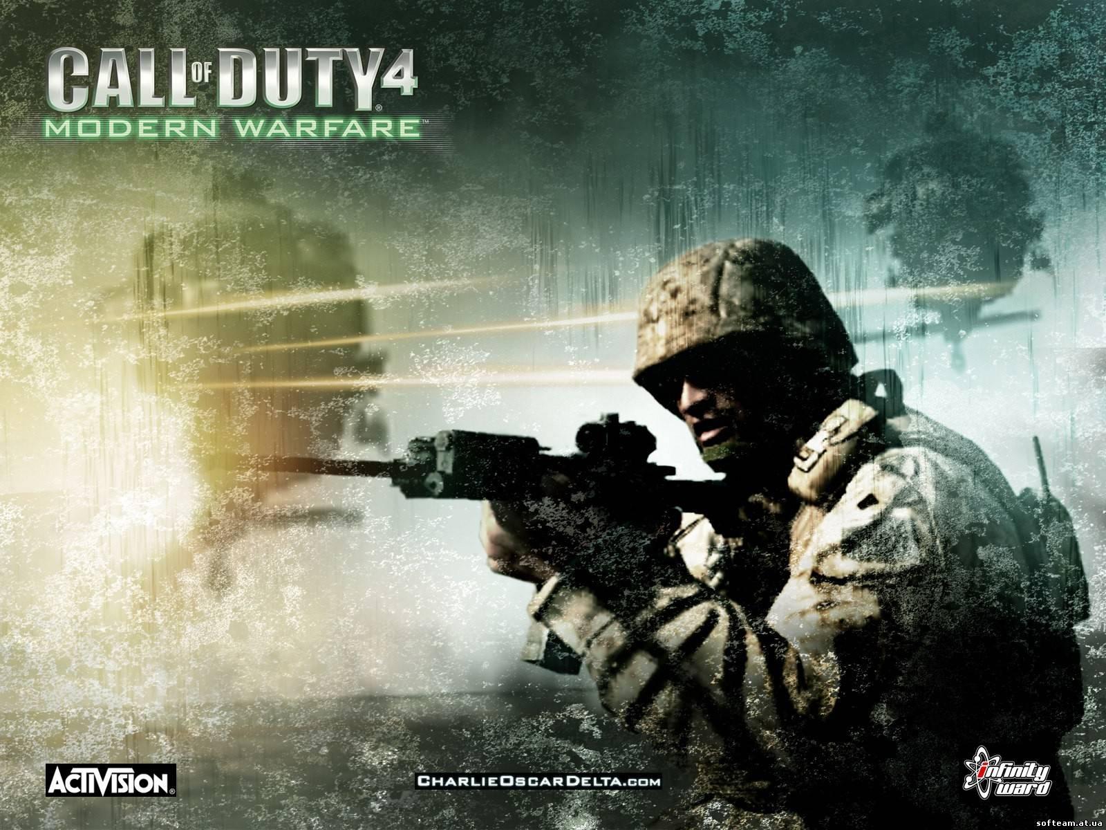 Сохранение для игры Сall of Duty 4 Modern Warfare Игра пройдена на